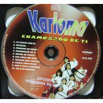 Cumbia-karioma-cd Difusion-enamorado De Ti