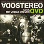 Soda Stereo - Me Veras Volver Gira 2007 (2dvd)
