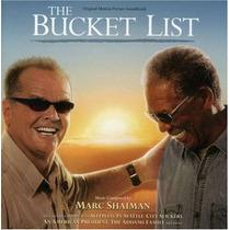 The Bucket List Soundtrack Original Movies Picture Cd Imp.