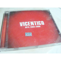 Cd Vicentico Hits 2002 2008