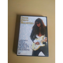 Yngwie Malmsteem - Concerto Suite For Guitar (dvd Usa) Heavy
