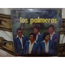 Manoenpez Vinilo Los Palmeras Saboreando Cumbias