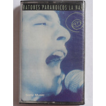 Ratones Paranoicos - La Nave - Cassette Nuevo
