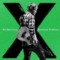 Cd + Dvd Ed Sheeran - X (deluxe) Wembley Edition. Año 2015.-