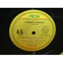Franco Simone En Castellano Juega Simple Argentino Promo