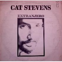 Cat Stevens - Extranjero - Lp Original Año 1973!!!!!!!
