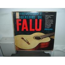 Eduardo Falu Virtuosismo Y Folklore Vinilo Argentino