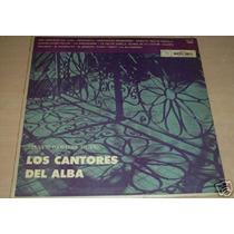 Los Cantores Del Alba Conjunto Folklorico Vinilo Arg Promo
