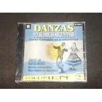 Danzas Folkloricas Argentinas - Vol. 2 - Cd