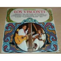 Los Visconti Trovadores Vinilo Argentino