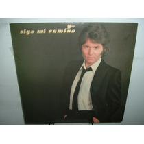 Raphael Y... Sigo Mi Camino Vinilo Argentino