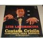 Luis Landriscina Contata 2 Movimiento Vinilo Argentino
