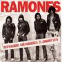 Ramones Old Waldorf San Francisco 31 January 1978 Lp Vinilo1