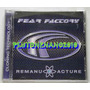 Fear Factory Cd Remanufacture Importado Usa Ed.97 Como Nuevo
