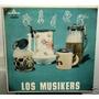 Los Musikers Aqui Estan Samba De Vinilo Argentino