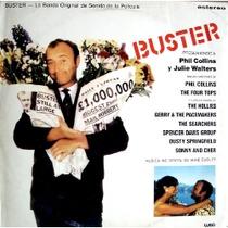 Buster - Phil Collins - Banda De Sonido En Lp - Año 1988