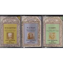 Coleccion Tesoros De La Musica Clasica Pack 3 Cassettes