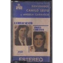 Bienvenidos Camilo Sesto Angela Carrasco Retro Atc Cassette