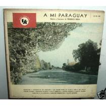 Federico Riera A Mi Paraguay Vinilo Argentino