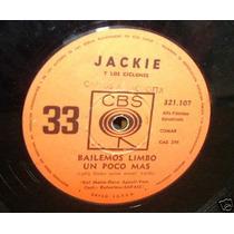 Jackie Bailemos Limbo Un Poco Mas Vinilo Simple Arg