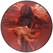 Children Of Bodom - Something Wild Picture Disc Lp Nuevo