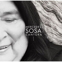 Cd Mercedes Sosa Cantora 1 Open Music