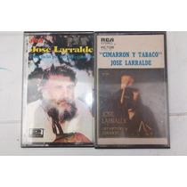 Cassette De Musica Jose Larralde