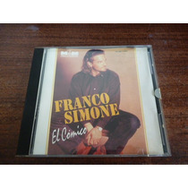 Franco Simone El Comico Cd Canadiense
