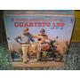 Cuarteto Leo A Toda Marcha Lp N° 47 Vinilo 1983 C/nuevo!!!