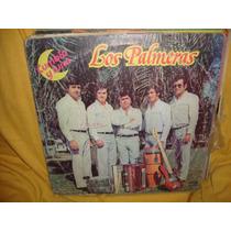 Manoenpez Vinilo Los Palmeras Cumbia Y Luna P3
