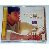 Luciano Pereyra Soy Tuyo Cd Argentino