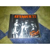 Attaque 77 / Dulce Navidad Made In Usa $300