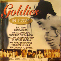 Musica Del Recuerdo Lote De 4 Cd Goldies Love Party Fie