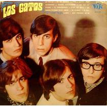 Los Gatos Vinilo Long Play Original