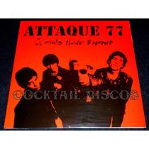 Attaque 77 - El Cielo Puede Esperar Re-edición 2015 Nuevo