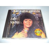 María Martha Serra Lima- Entre Nosotros- Cd Made In Usa 1980