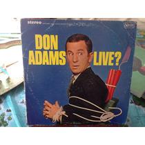 Don Adams Maxwell Smart Get Smart Lote 3 Vinilos Lp U.s.a.