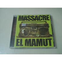 Massacre - El Mamut - Caja Acrilica , Industria Argentina