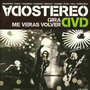 Soda Stereo Me Veras Volver Gira 2007 - Dvd Doble Nuevo.-