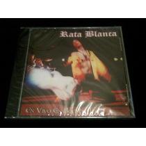 Rata Blanca - En Vivo En Buenos Aires Cd Nuevo Sellado