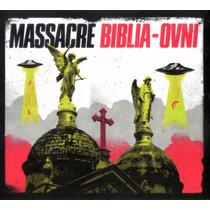 Massacre Biblia Ovni Cd Nuevo Oferta Catupecu Machu