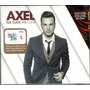 Axel Tus Ojos Mis Ojos Edición Deluxe Cd+dvd Disponibl 01/07