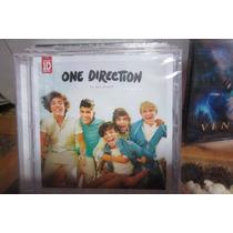 One Direction Up All Night Cd Nuevo Sellado