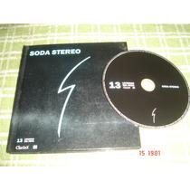 Soda Stereo Cd De Coleccion Una Reliquia No Te Lo Pierdas