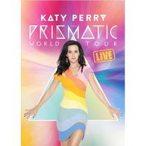 Dvd Katy Perry Primatic World Tour Nuevo - Original.-