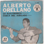 Alberto Orellano Simple Vinilo Raro