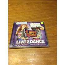 A Todo Ritmo Live 2 Dance Cd Walt Disney
