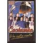 Cachumba A Los Cuatro Vientos Cassette Nuevo!