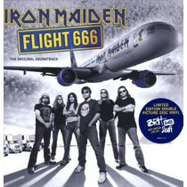Iron Maiden - Flight 666 - 2 Vinilos Importados