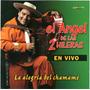 El Angel De Las 2 Hileras - La Alegria Del Chamame Cd 2016